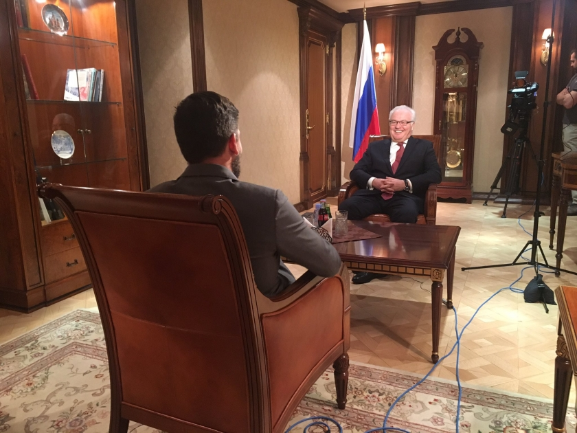 Interview with Ambassador Vitaly I. Churkin, Permanent Representative of the Russian Federation to the United Nations, by RT
