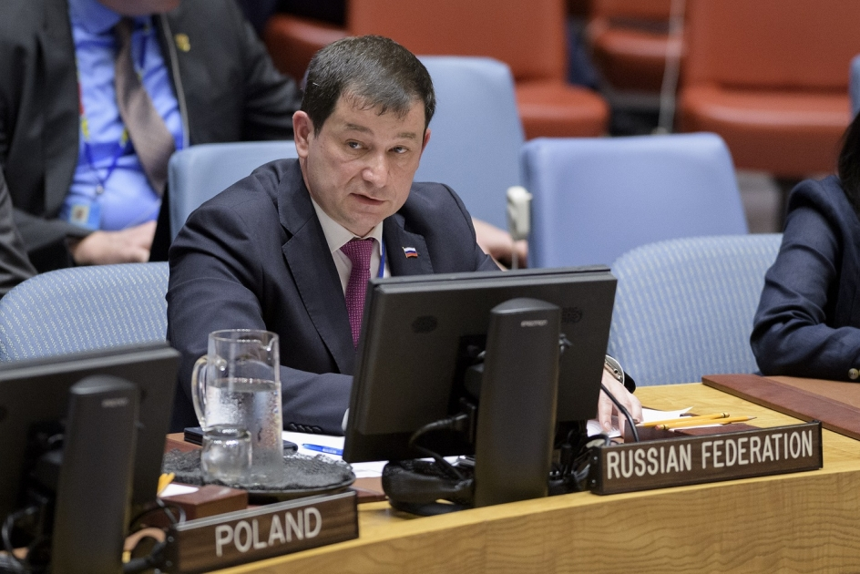 Statement by Acting Permanent Representative Dmitry Polyanskiy at the Security Council meeting on the situation in Kosovo