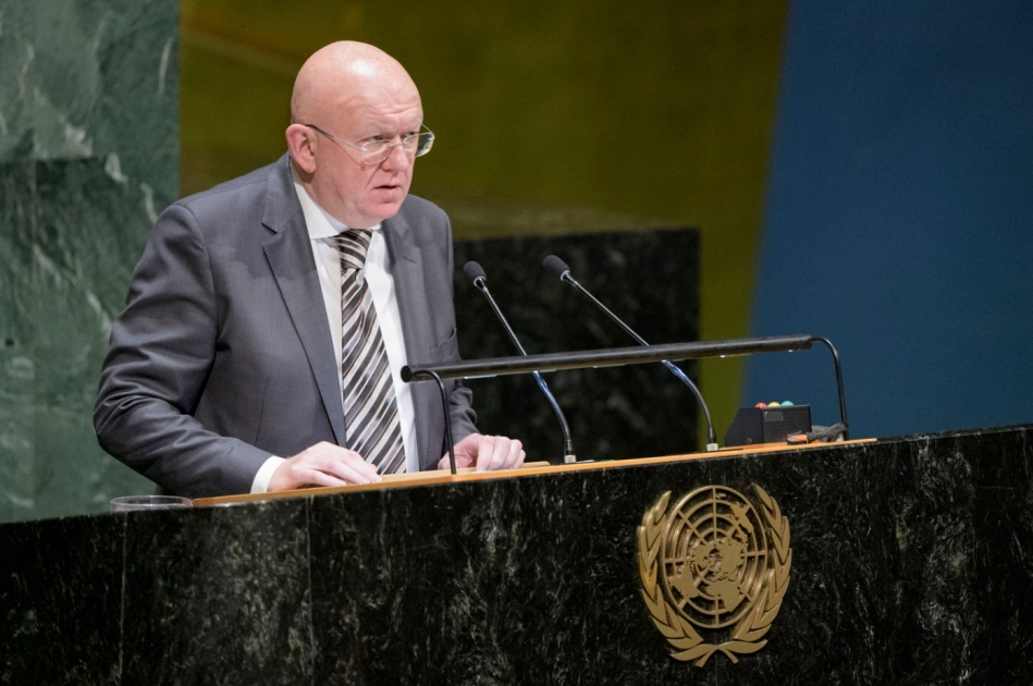 Statement by President of the UN Security Council, Permanent Representative of the Russian Federation Vassily Nebenzia at the General Assembly meeting on agenda item 31