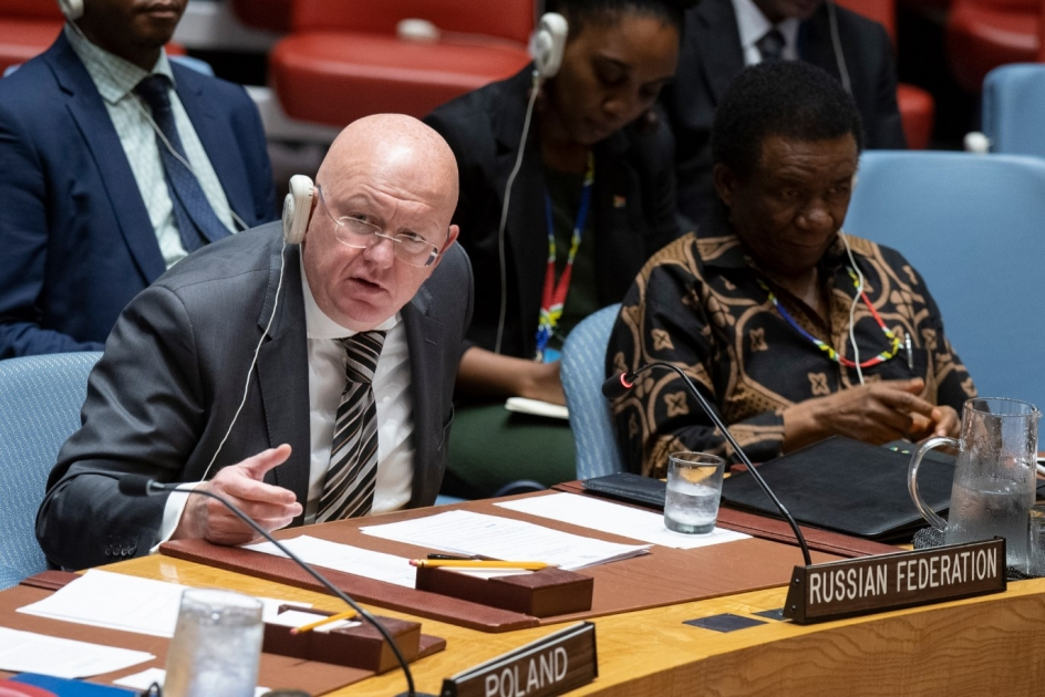 Statement by Permanent Representative Vassily Nebenzia at the UN Security Council Meeting on Colombia