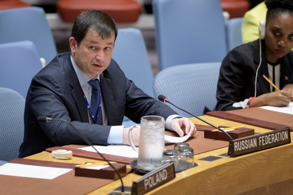 Statement by First Deputy Permanent Representative Dmitry Polyanskiy at the UN Security Council Vote on draft resolution on extending the mandate of UNFICYP