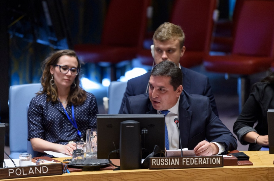 Statement by Deputy Permanent Representative Vladimir Safronkov at the Security Council meeting on Afghanistan