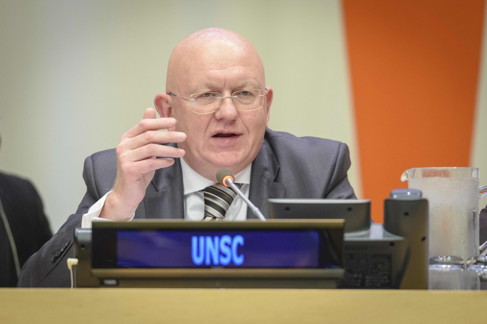 Remarks by Permanent Representative Vassily Nebenzia at the UNGA, ECOSOC and UNSC High-level dialogue