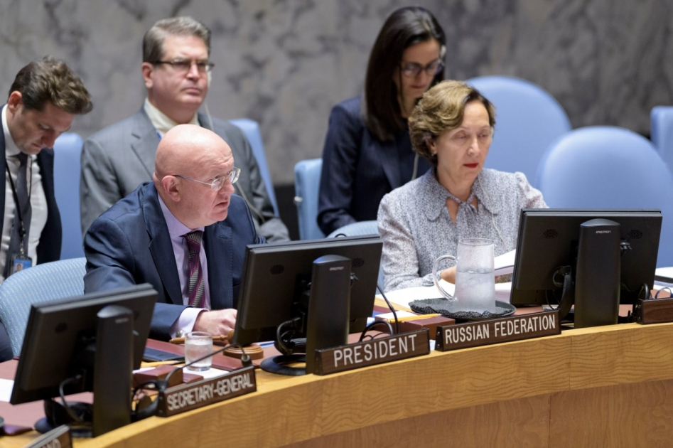 Statement by Permanent Representative Vassily Nebenzia at the UN Security Council Meeting on Yemen