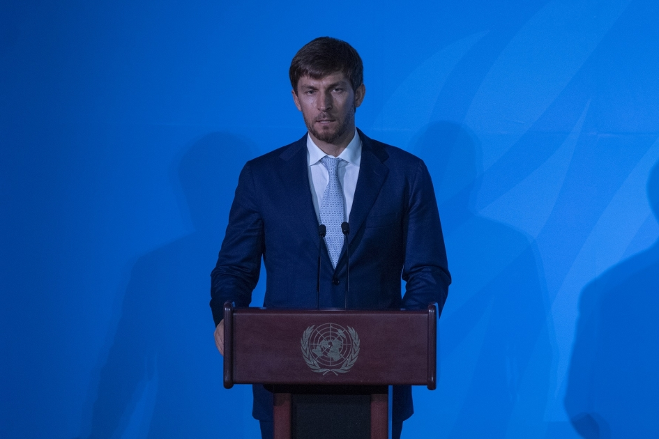 Statement by Mr. Ruslan Edelgeriev, Advisor to the President of the Russian Federation, Special Envoy on Climate Issues at the United Nations Climate Action Summit