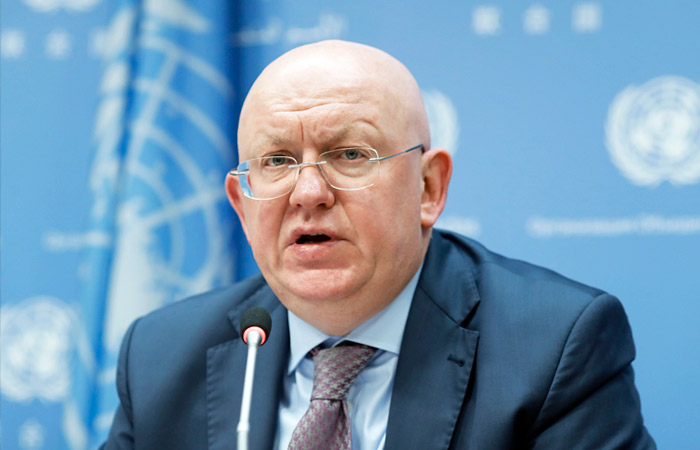 Interview of Vassily Nebenzia, Permanent Representative of Russia to the UN, to Interfax News Agency on the occasion of Victory Day
