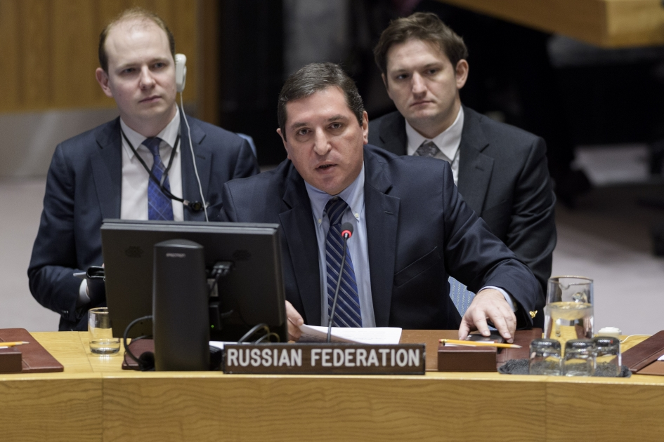 Statement by Deputy Permanent Representative Vladimir Safronkov at a UN Security Council briefing on Yemen