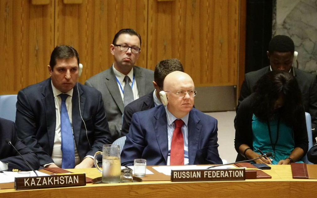 Statement by Ambassador Vassily A. Nebenzia, Permanent Representative of the Russian Federation to the United Nations, during the UN Security Council meeting on enhancing the effectiveness of United Nations sanctions