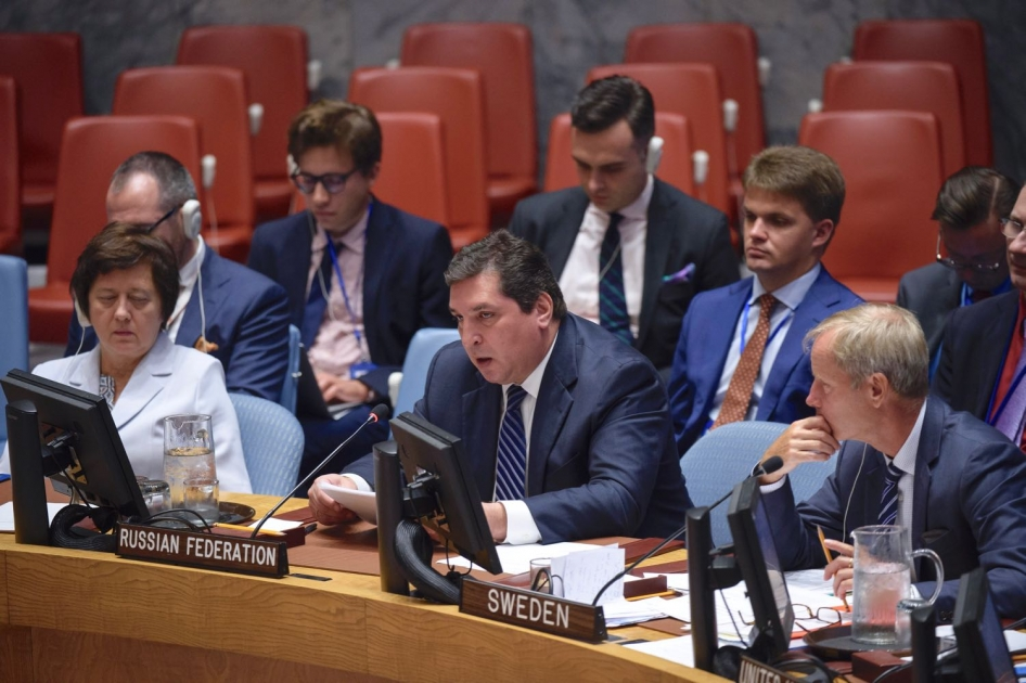Statement by Mr.Vladimir Safronkov, Deputy Permanent Representative of the Russian Federation to the United Nations, at the Security Council on the sitiation in Libya