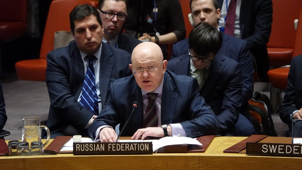 Statement by Ambassador Vassily A. Nebenzia, Permanent Representative of the Russian Federation to the United Nations, at the Security Council meeting on the situation in Yemen