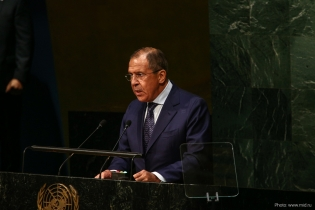 Remarks by Foreign Minister Sergey Lavrov at the UN Summit for the Adoption of the Post-2015 Development Agenda