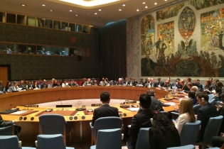 Statement by Ambassador Vitaly I. Churkin, Permanent Representative of the Russian Federation to the United Nations, during the Security Council Meeting on situation in Middle East