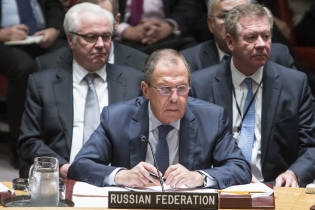 Statement by Foreign Minister Sergey Lavrov at the UN Security Council following the adoption of the resolution in support of the Vienna process