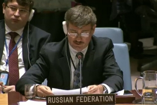 Statement by Mr. Peter Iliichev, Deputy Permanent Representative of the Russian Federation to the United Nations, at the Security Council meeting on maintenance of international peace and security