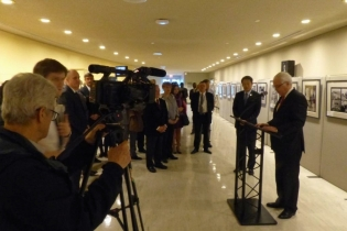 Statement by Ambassador Vitaly I. Churkin, Permanent Representative of the Russian Federation to the United Nations, at an opening of the exhibition dedicated to the 55th Anniversary of the First Human Space Flight