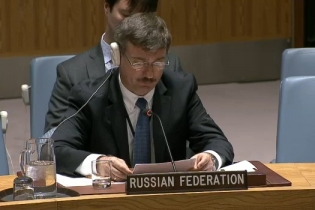 Statement by Mr. Peter Iliichev, Deputy Permanent Representative of the Russian Federation to the United Nations, at the Security Council meeting on the situation in Somalia
