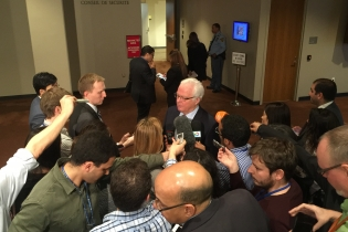 Remarks to the press by Ambassador Vitaly Churkin, Permanent Representative of the Russian Federation to the United Nations, following the UN Security Council consultations on situations in Western Sahara and Syria