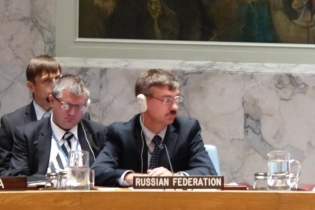 Statement by Mr. Peter Iliichev, Deputy Permanent Representative of the Russian Federation to the United Nations, at the Security Council meeting on peace and security in Africa