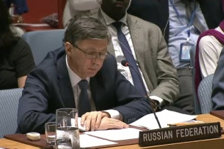 Statement by Mr. Evgeniy Zagaynov, Deputy Permanent Representative of the Russian Federation to the United Nations, during the Security Council meeting on Women and Peace and Security