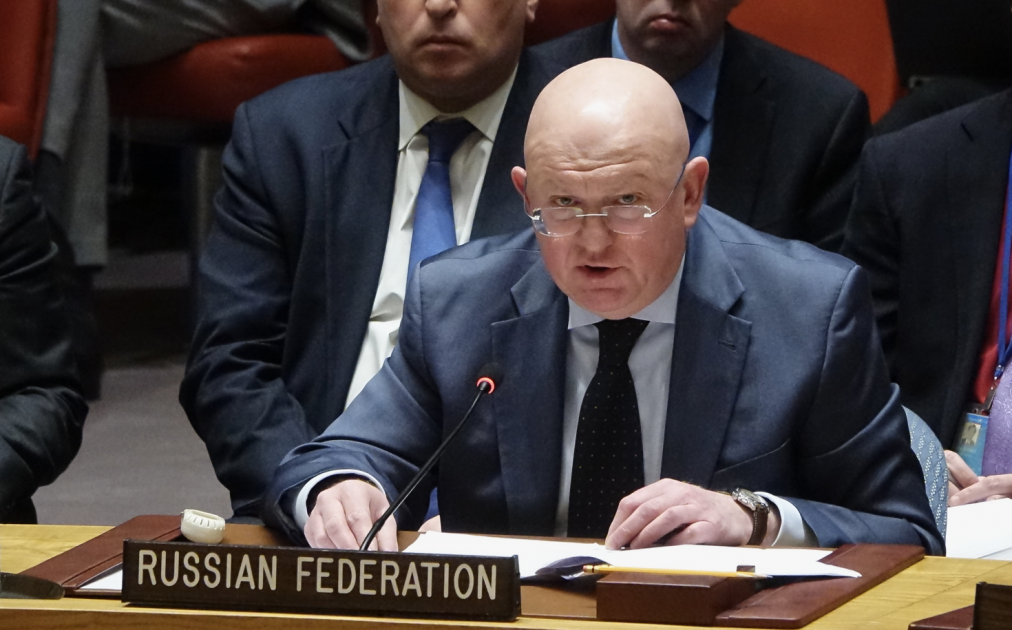 Statement by Ambassador Vassily A. Nebenzia, Permanent Representative of the Russian Federation to the United Nations, at the Security Council meeting on letter dated 13 March 2018 from the Chargén d'affaires a.i. of the Permanent Mission of the United Kingdom of Great Britain and Northern Ireland to the United Nations addressed to the President of the Security Council