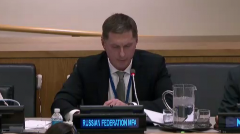 Statement by Mr. Dmitry V. Feoktistov, Deputy director of the Department on new challenges and threats of the Ministry of Foreign Affairs of the Russian Federation at the Special joint session of the UN Security Council Counter-Terrorism Committee, the UN Security Council ISIL and Al-Qaida Sanctions Committee, the FATF and other relevant multilateral organizations