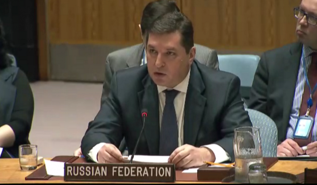Statement by Mr.Vladimir Safronkov, Deputy Permanent Representative of the Russian Federation to the United Nations, at the Security Council on the report of the Secretary-General on the United Nations Interim Administration Mission in Kosovo (S/2017/387)