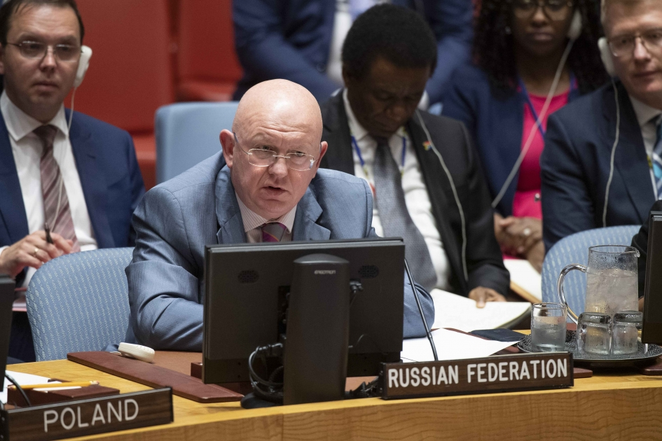 Statement by Permanent Representative Vassily Nebenzia prior to the procedural vote to hold a UN Security Council meeting on Ukraine