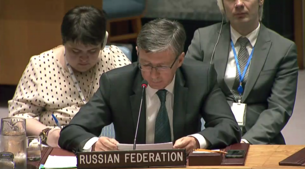 Statement by Mr. Evgeniy Zagaynov, Deputy Permanent Representative of the Russian Federation to the United Nations, at the Security Council on the reports of the leadership of the International Tribunal for the Former Yugoslavia (ICTY) and the International Residual Mechanism for Criminal Tribunals
