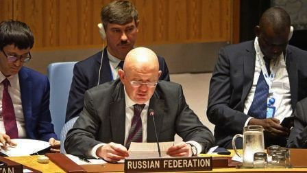 Statement by Ambassador Vassily A. Nebenzia, Permanent Representative of the Russian Federation to the United Nations, during the UN Security Council meeting on peace and security in Africa
