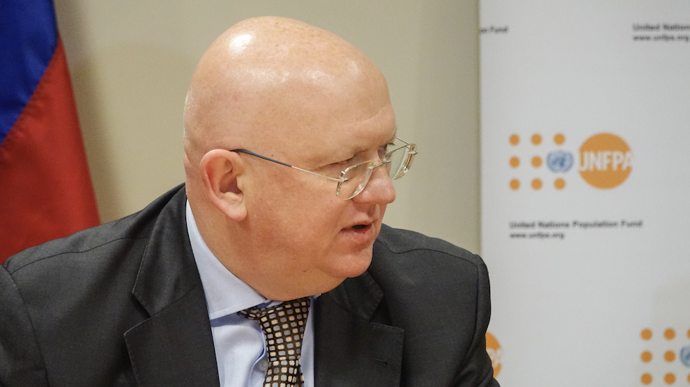 Statement by Ambassador Vassily Nebenzia, Permanent Representative of the Russian Federation to the United Nations, at the Signing Ceremony of Russia-UNFPA co-financing Agreement on the programme