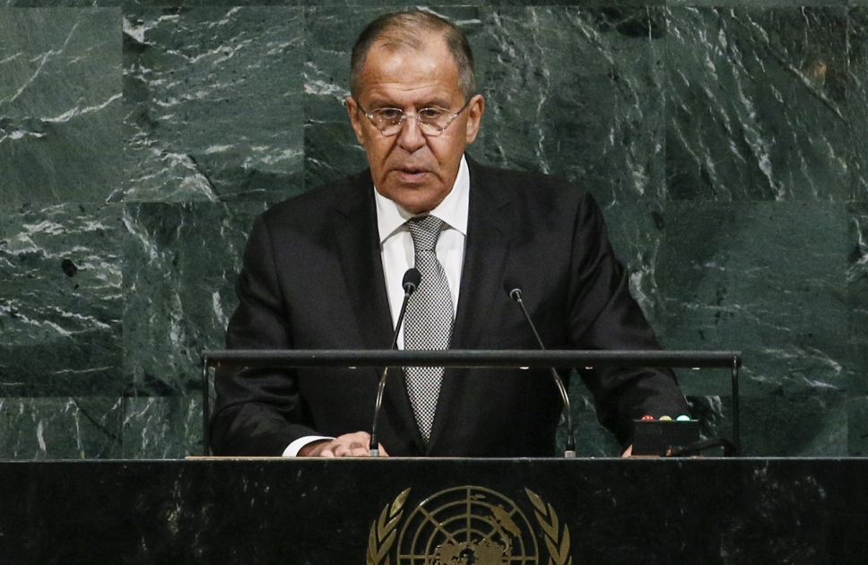 Statement by H.E. Mr. Sergey V. LAVROV, Minister of Foreign Affairs of the Russian Federation, at the 72nd session of the UN General Assembly