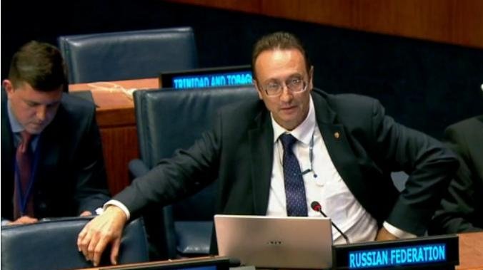 "Statement by the representative of the Russian Federation to the First Committee of the 72nd session of the UN General Assembly  Vladimir Yermakov in the First Committee on ""Regional disarmament and security"" cluster"