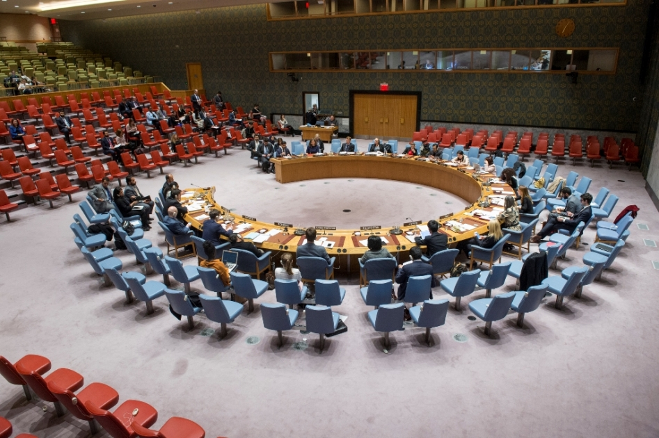 un forms security council for maintenance of international peace and security Article 99 of the un charter calls on the secretary-general to bring to the attention of the security council any matter in his opinion which may threaten the maintenance of international peace and security.