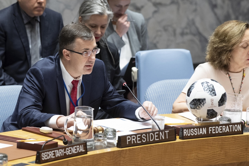 Statement by Mr.Gennady Kuzmin, Deputy Permanent Representative of the Russian Federation to the United Nations, at the Security Council on  on the Sudan and South Sudan