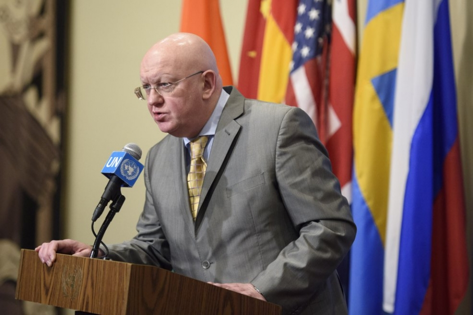 Remarks by Ambassador Vassily Nebenzia, Permanent Representative of the Russian Federation to the United Nations, following the UNSC consultations on UNOCA