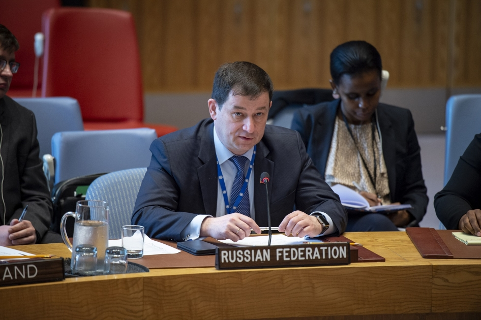Statement by First Deputy Permanent Representative Dmitry Polyanskiy at the UN Security Council Meeting on Abyei