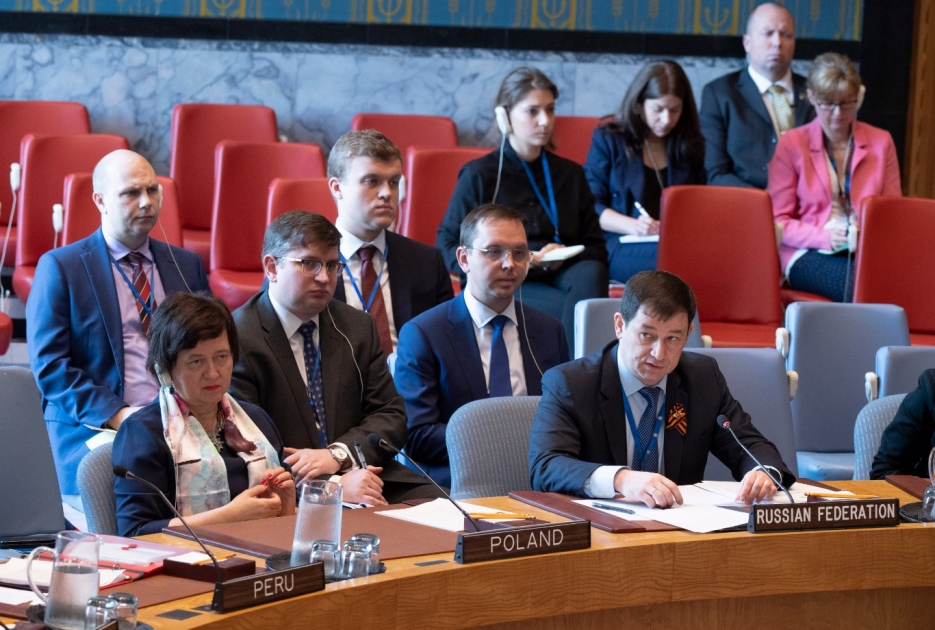 Statement by Acting Permanent Representative Dmitry Polyanskiy at the Un Security Council Meeting on the situation in Bosnia and Herzegovina.