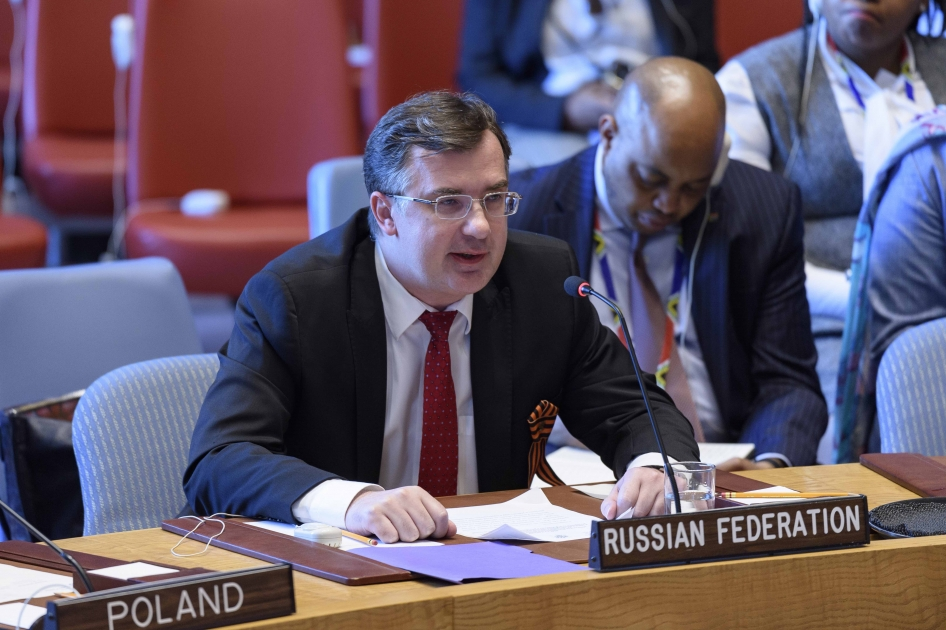 Statement by Deputy Permanent Representative Gennady Kuzmin at the Security Council consideration of a report by Prosecutor Fatou Bensouda on the situation in Libya