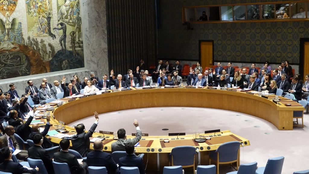 Statement by Ambassador Vassily A. Nebenzia, Permanent Representative of the Russian Federation to the United Nations, on the adoption by the Security Council of the Russian draft resolution 2402 on sanctions against Yemen