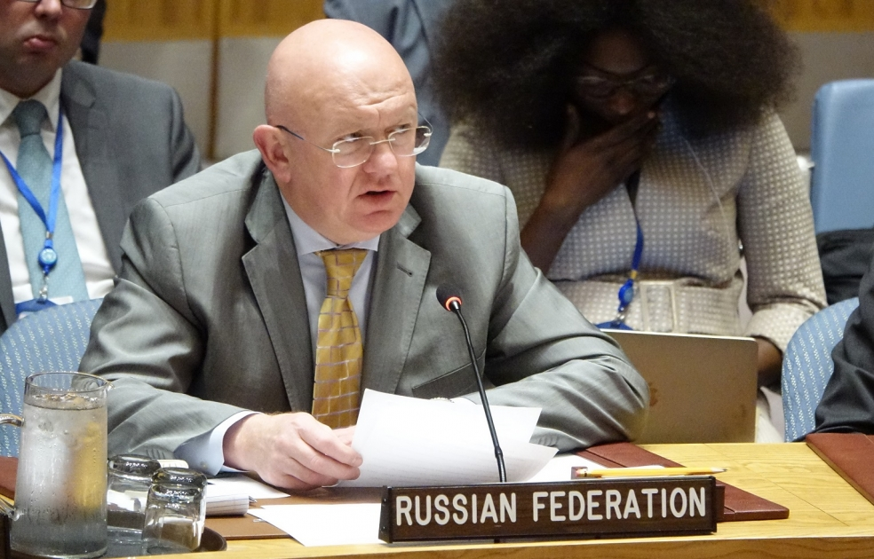 Statement by Ambassador Vassily A. Nebenzia, Permanent Representative of the Russian Federation to the United Nations, during the UN Security Council meeting on on the situation in Afghanistan and its implications for international peace and security