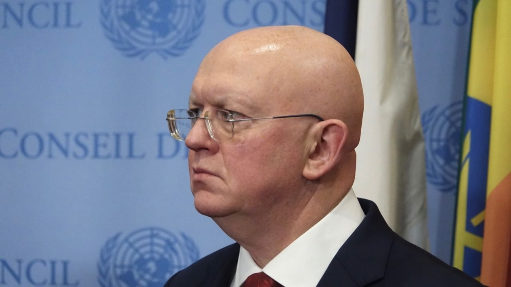 Remarks by Ambassador Vassily Nebenzia, Permanent Representative of the Russian Federation to the United Nations, following UNSC meeting on Syria