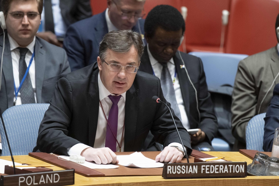 Statement by Deputy Permanent Representative Gennady Kuzmin at the Joint Briefing by Chairs of Subsidiary Bodies of the Security Council