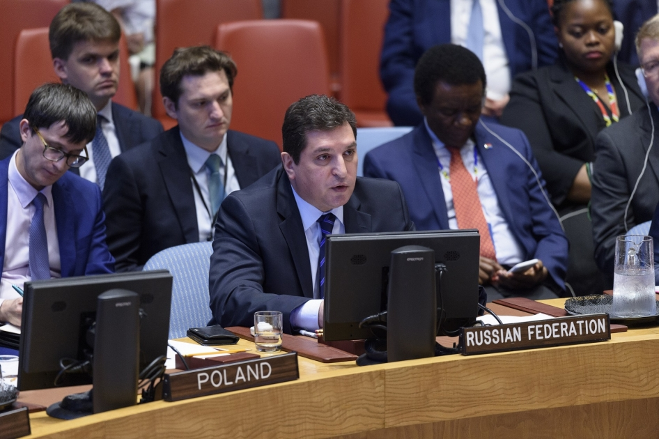 Statement by Deputy Permanent Representative Vladimir Safronkov at the UN Security Council Meeting on Libya