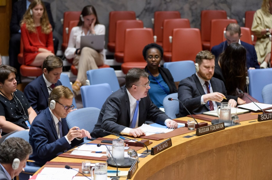 Statement by Deputy Permanent Representative Gennady Kuzmin at the Security Council briefing of the United Nations Investigative Team to Promote Accountability for Crimes Committed by ISIL in Iraq