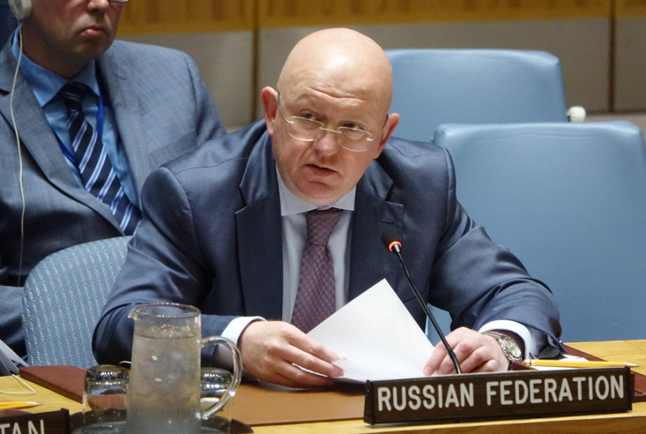 Statement by Ambassador Vassily A. Nebenzia, Permanent Representative of the Russian Federation to the United Nations, during the UN Security Council meeting on the situation in Mali