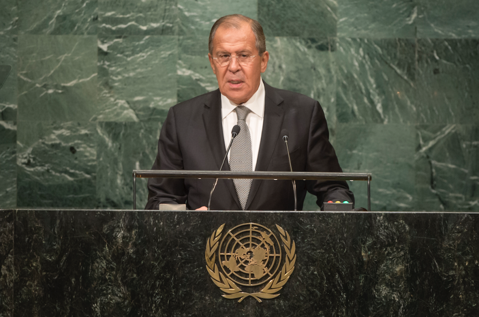 Foreign Minister Sergey Lavrov's remarks at the 71st session of the UN General Assembly, September 23, 2016