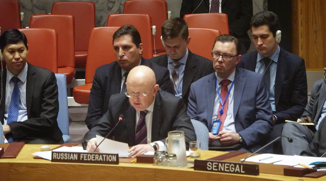 Statement by Ambassador Vassily A. Nebenzia, Permanent Representative of the Russian Federation to the United Nations, during the UN Security Council meeting on Non-proliferation/Democratic People's Republic of Korea